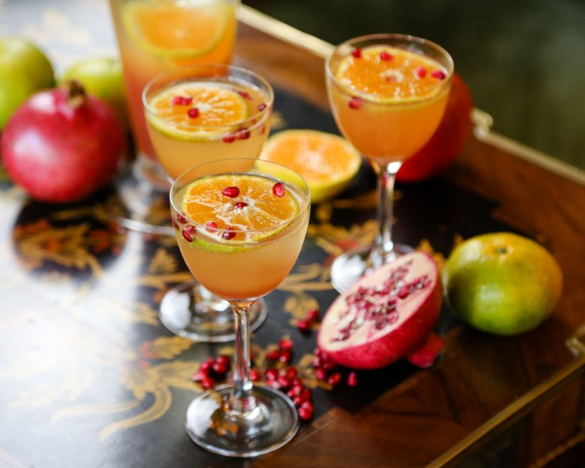 Pom Is The Bomb: 12 Premium Pomegranate Dishes and Drinks