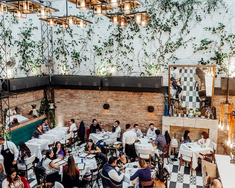Ring in the New Year with January Restaurant Weeks