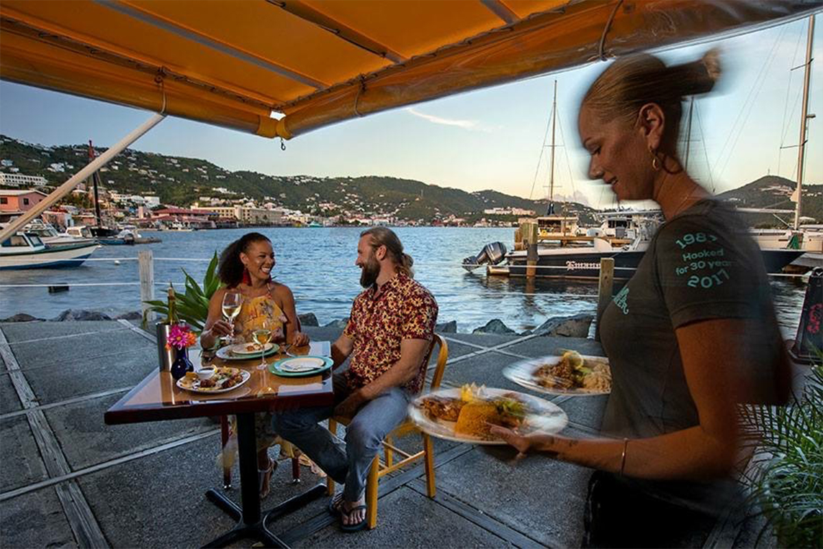 14 Must-Visit Restaurants to Hit While in the Caribbean