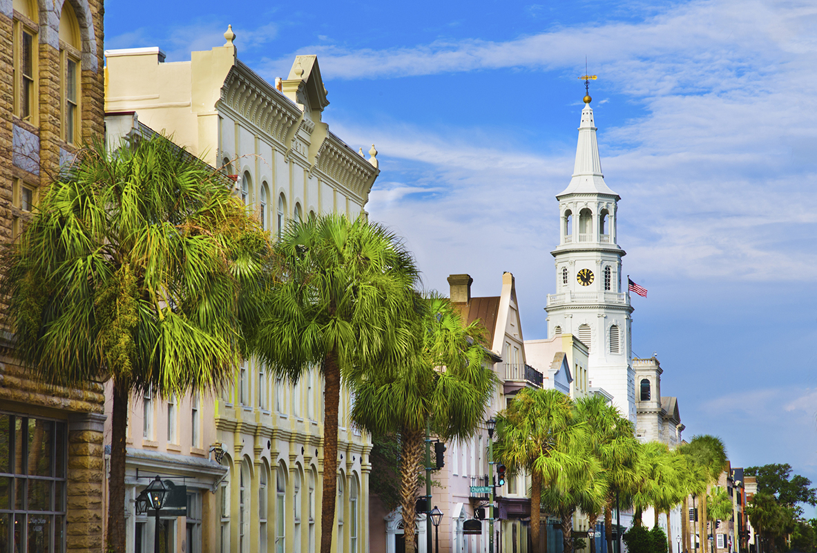 The Ideal Weekend Itinerary for Eating Through Charleston