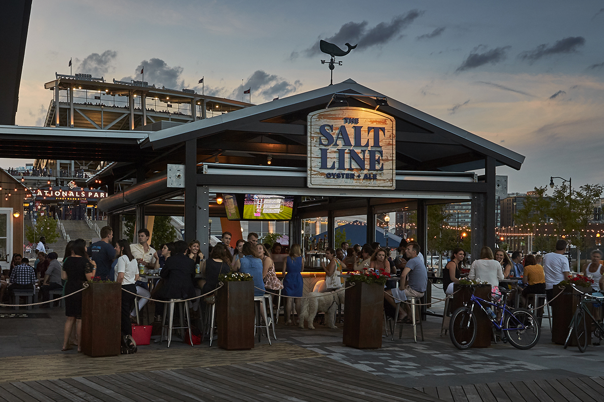 Where to Dine Outside in Washington, D.C.
