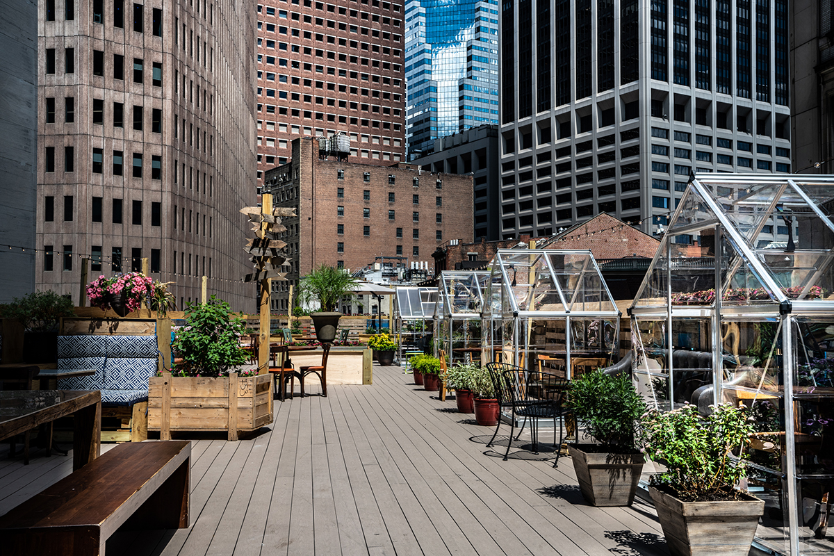 NYC's Best Outdoor Dining for Summer 2020