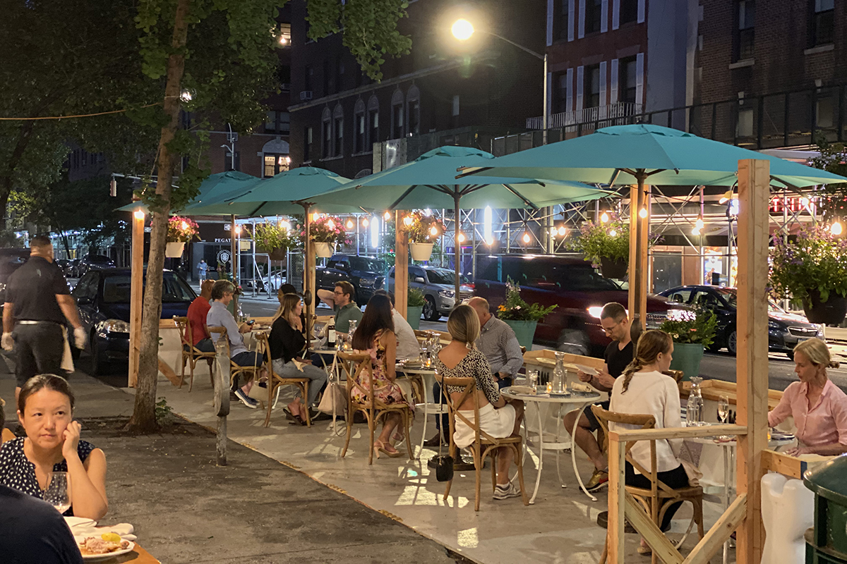 Book A Reservation For Nyc S Best Outdoor Dining Right Now