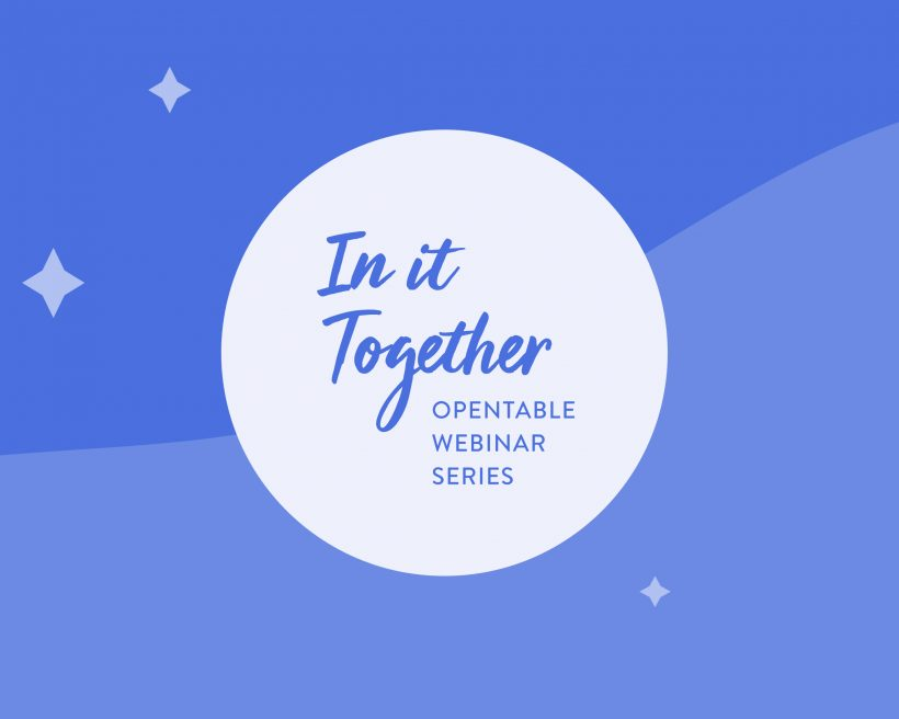 In It Together Webinar: Delivering Hospitality this Holiday Season