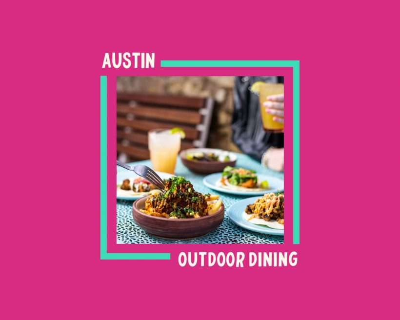 Austin's Best Patios for Dining Outside This Winter
