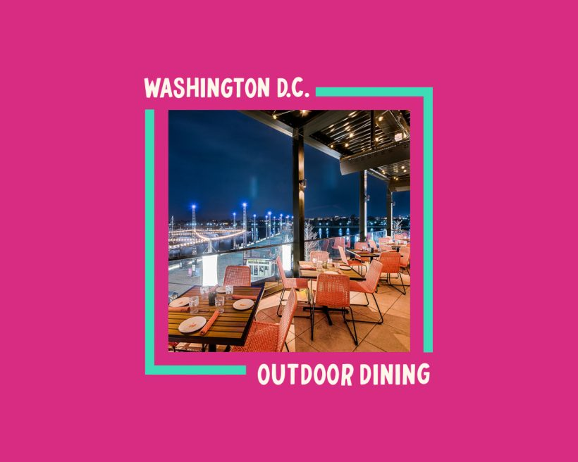 Where to Dine Outside in Washington, D.C. This Winter
