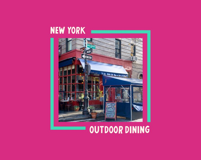 NYC's 15 Best Outdoor Dining Spots