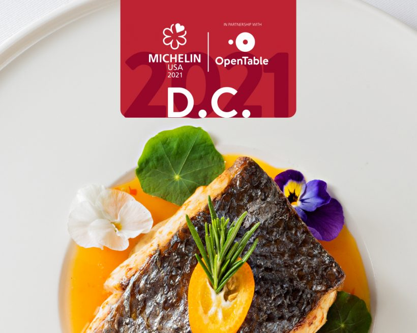 These Are Washington, D.C.'s 2021 MICHELIN® Bib Gourmand Winners