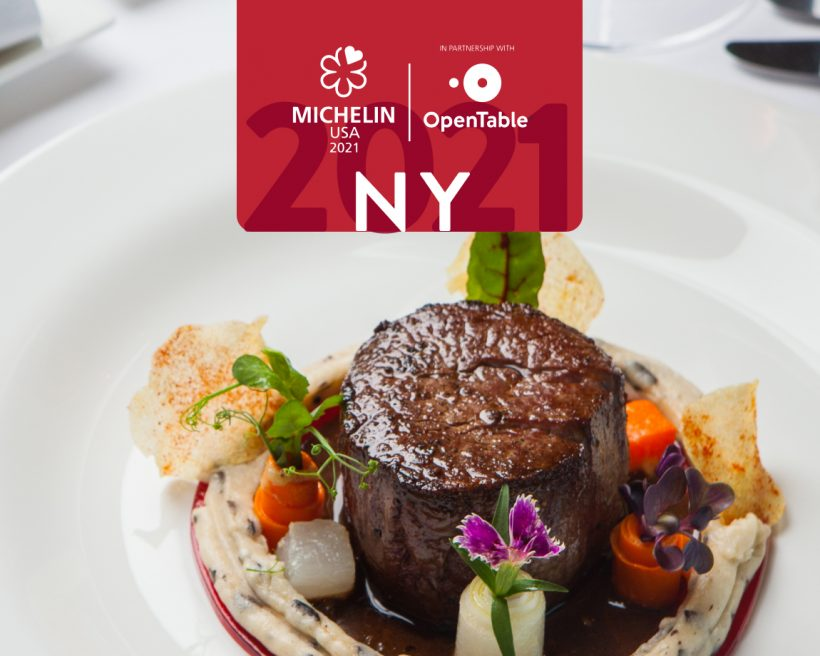 These Are New York's 2021 MICHELIN® Bib Gourmand Winners