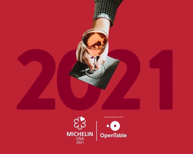 New York's 2021 MICHELIN® Stars Are Here