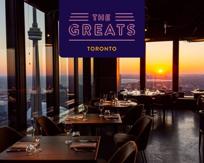 The View, That Food: How Canoe Became a Must for Celebrating Special Occasions in Toronto