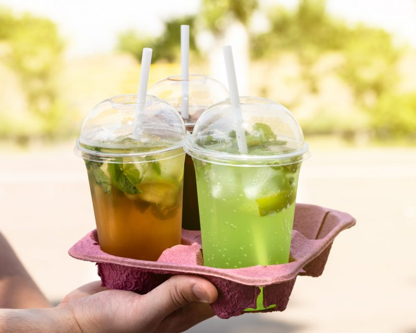 cocktails to-go