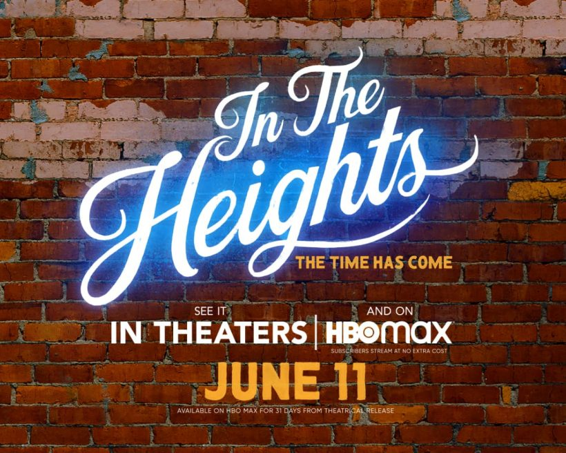 Welcome Summer with Dinner and the Premiere of In the Heights