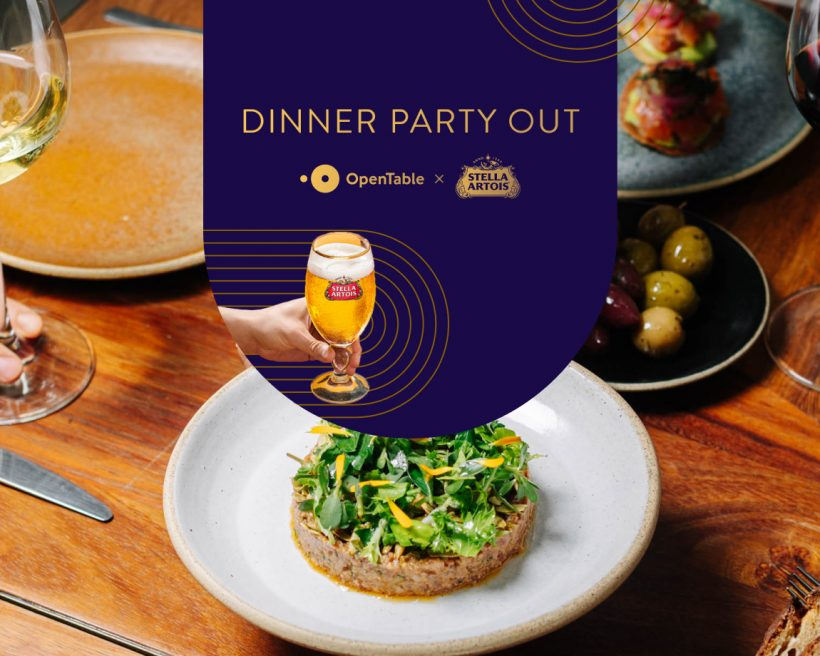 Host Your First Dinner Party Back at One of D.C.'s Top Restaurants