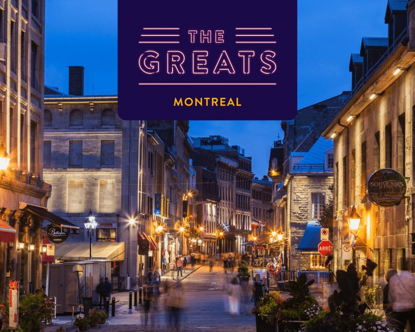 19 Restaurants That Make Montreal Dining Great