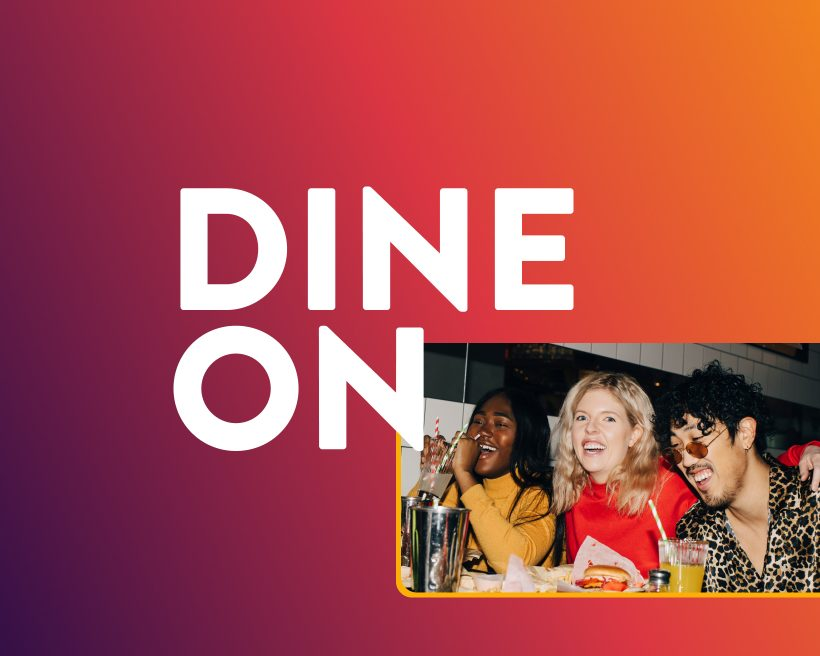 'You Don't Need a Reason, You Need a Restaurant': OpenTable Launches Dine On Campaign